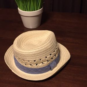 Other - Straw Hat/Fedora Kids Size 2T-4T